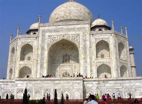 Taj Mahal Agra Beautiful Photos Live Free Die Travelling