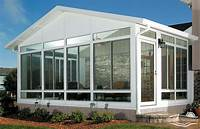 pictures of sunrooms Sunrooms - Glass Windows vs. Acrylic Windows for Florida ...