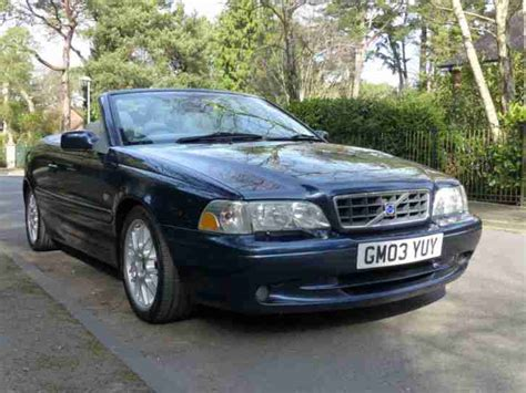car owners manuals for sale 2001 volvo c70 security system volvo 2003 c70 2 0 t convertible manual 163 2500 car for sale