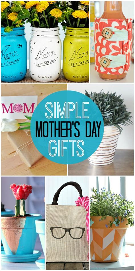 mothers day baskets simple diy 39 s day gifts