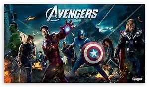 The Avengers Wallpaper Desktop 4K HD Desktop Wallpaper for ...