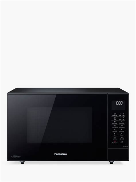 Watch the video explanation about microwave control lock explained online, article, story, explanation, suggestion, youtube. How Do You Program A Panasonic Microwave / Panasonic NN-CT585SBPQ 1000W Combination Microwave ...