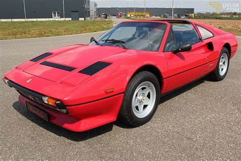 308 Qv For Sale by Classic 1985 308 Gts Qv Targa For Sale 4147 Dyler