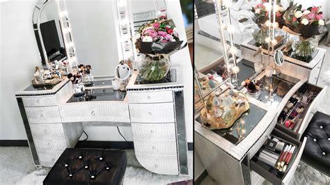 Vanity & Makeup Organization Tour