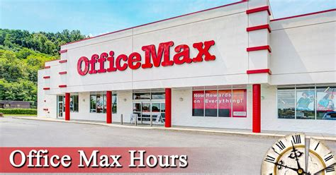 Office Depot Hours Boca Raton by Office Max Hours Today Open Closed Near Me Hours