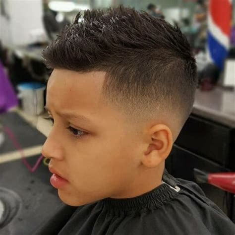 The 30 Different Types of Fades: A Style Guide Men