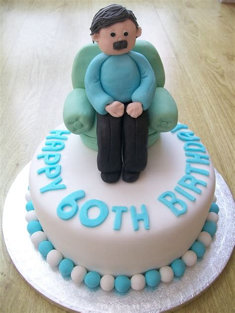 Check spelling or type a new query. man in armchair cake topper .60th birthday cake..cakeebake… | Flickr