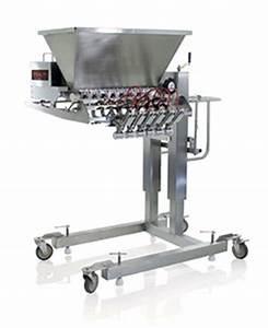 Machine À Café À Piston : bakery equipment depositors fillers pumps decorators unifiller ~ Melissatoandfro.com Idées de Décoration