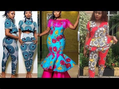 incredible  stylish ankara styles  african