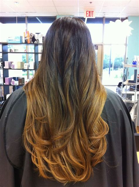 Hair Coloring by Ombre Hair Color By Laurie Linney Ea Hair Design