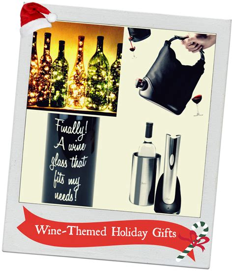 top wine themed holiday gifts wino woman