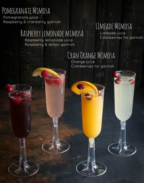 best mimosas the best mimosa recipe dishmaps