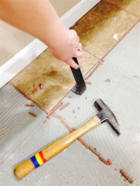 how to remove tile without it breaking bexbernard