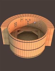 Spa Bois Exterieur : spa jacuzzi en bois fabrication et vente spas bois ~ Premium-room.com Idées de Décoration