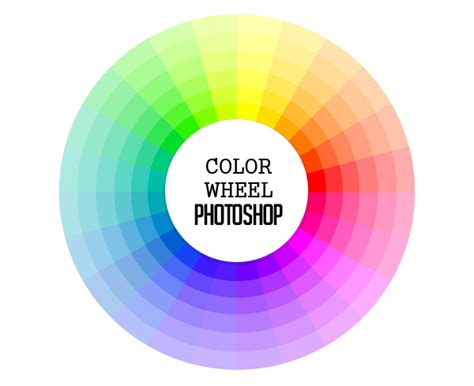 color wheel photoshop 12 tips for becoming a successful graphic designer