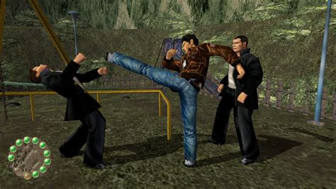 Shenmue 1 & 2 Hd Collection New High Resolution
