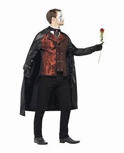 Halloween Kostüm Herren Ideen : phantom der oper kost m edles phantomkost m f r m nner ~ Lizthompson.info Haus und Dekorationen
