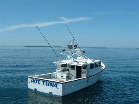 Tuna Fishing Boat Builders by Dixon S Marine Group 2000 Inc Lower Woods Harbour Ns