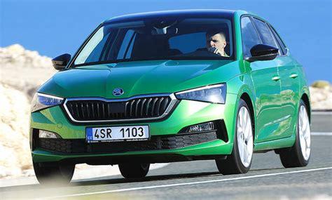 neuer skoda scala neuer skoda scala 2019 erste testfahrt autozeitung de