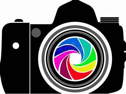Camera Snapshot Lens Illustration Royalty Background Sils