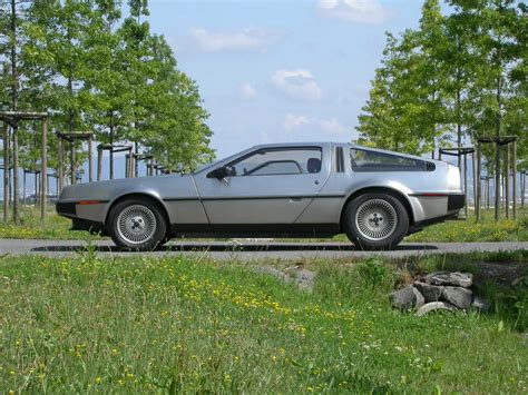 Delorean Car Pictures