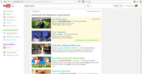 Youtube Doge Meme - youtube bilinmeyen 246 zellikleri 199 ok şaşıracaksınız turkhackteam net org turkish hacking