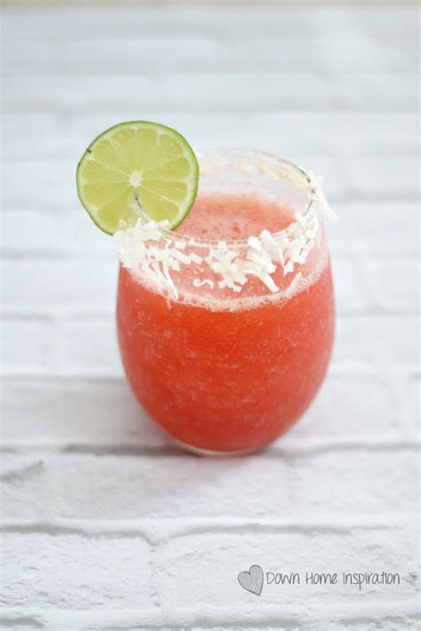 Perfect Paleo Margarita  Down Home Inspiration