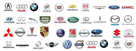 All Car Symbols And Car Brands