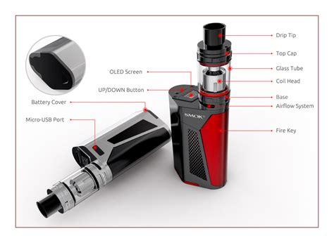 Smok Gx350 Tc Box Mod Starter Kit Review