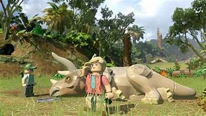 Lego Jurassic World Trailer: Play All Four Movies In One