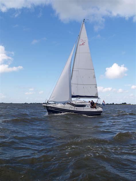Foto Zeilboot by Zeilboot Huren Friesland Sunhorse 25 Ottenhome Heeg