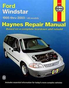 Ford Windstar 1995 2003 Haynes Service Repair Manual