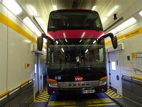 Eurotunnel Le Shuttle (folkestone, England)