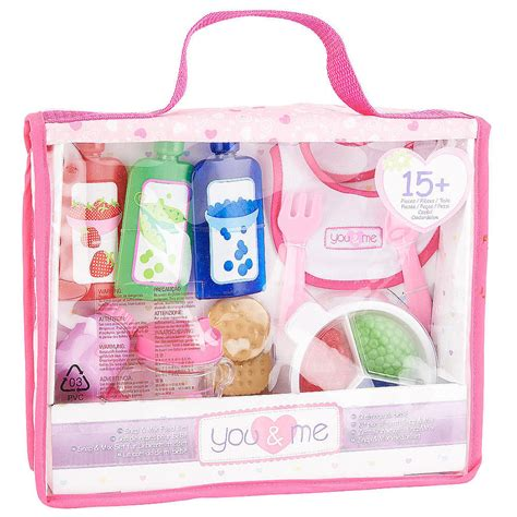 cuisine toys r us you me snap mix doll play food set assorted toys r