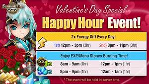 Valentines Day Special Happy Hour Event | Summoners War