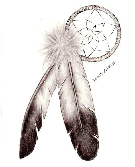 tatto eagle feather tattoo