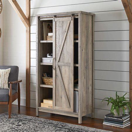 Cabinet Besse by Better Homes Gardens 66 Quot Modern Farmhouse Storage