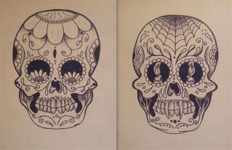 Sugar Skulls  Good Vs Evil By Londongirlx On Deviantart