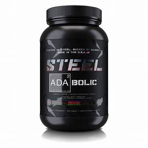 Steel Supplements Ada2bolic Workout Recovery Aid Powder Restores Muscle Glycogen 3 75lbs