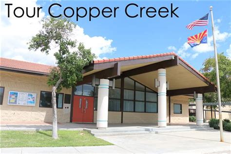 copper creek elementary school homepage