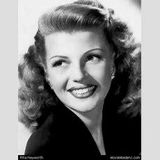 Classical Actresses (the 40s) Rita Hayworth