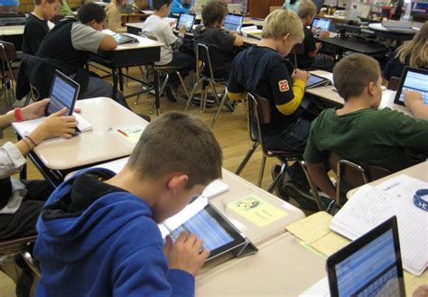 Ipad Writers  We Had To Take A School District Writing Asse… Flickr