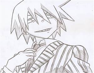 Soul Eater Evans by Mousaklas on DeviantArt