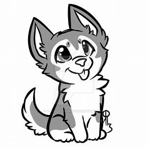 The gallery for --> How To Draw An Anthro Dog