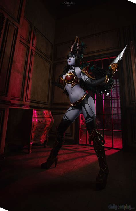 queen  pain  dota  daily cosplay