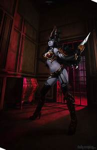 Queen of Pain from Dota 2 - Daily Cosplay .com