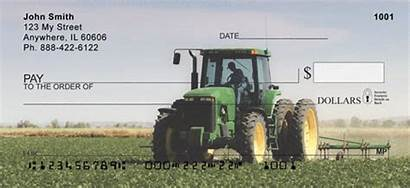 Checks Tractors Tractor Personal Farms Scenic 123cheapchecks