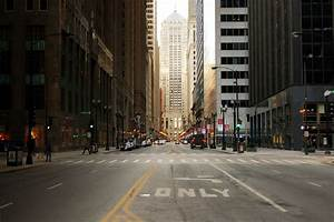 cityscapes, Chicago, urban, buildings, roads, streetscape ...