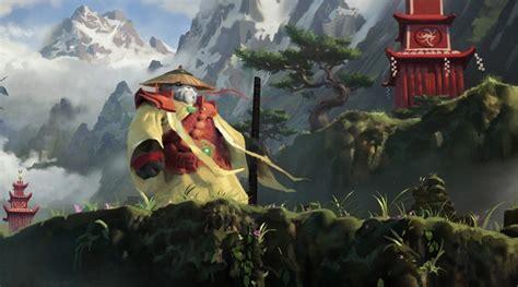 mists  pandaria   zen  warcraft tree heals