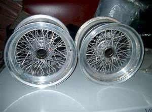 Bob Johnstones Studebaker Resource Website   Avanti  U0026 Borrani Wire Wheels